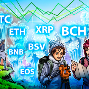 Price Analysis 23/08: BTC, ETH, XRP, BCH, LTC, BNB, EOS, BSV, XMR, XLM