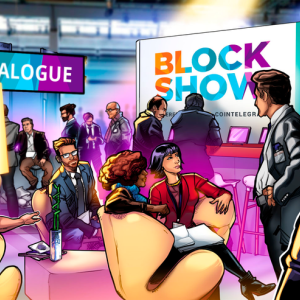 Cointelegraph Moderates First Crypto Media Gathering at BlockShow Asia 2019