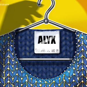 Alyx Fashion Brand Launches IOTA-Powered Pilot for Supply Chain Transparency