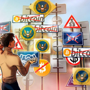 'Crypto Mom' Accuses SEC of 'Shifting Standards' Following Bitcoin ETF rejection