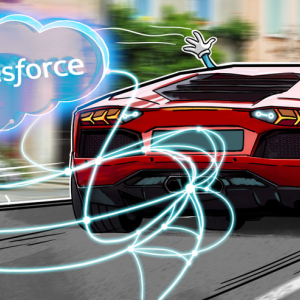 Lamborghini Now Uses Salesforce Blockchain to Certify Heritage Cars