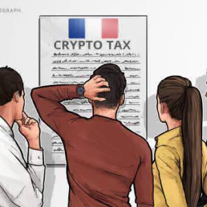 France: Crypto Is Now 'Moveable Property', Tax Down From 45 To 19 Percent