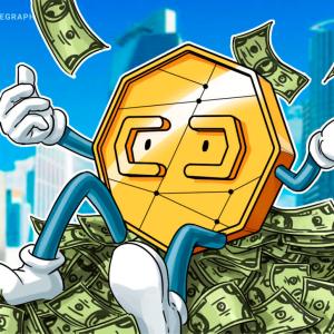 Stablecoin lanzada por Coinbase y Circle supera los $1 mil millones en capitalización de mercado