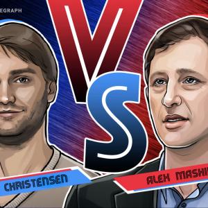 Choque entre dos titanes de las criptomonedas: El debate sobre DeFi está listo para el Blockdown la próxima semana