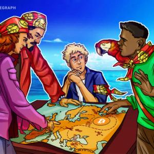 Celebra la independencia de Argentina robando el tesoro bitcoiner de estos piratas