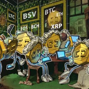 Análisis de precios del 27 de marzo: BTC, ETH, XRP, BCH, BSV, LTC, EOS, BNB, XTZ, LEO