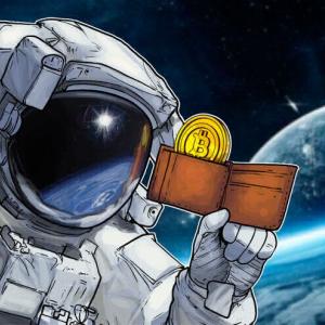 Tyler Winklevoss tuvo un 'momento pizza Bitcoin' de 3 millones de dólares con un viaje al espacio