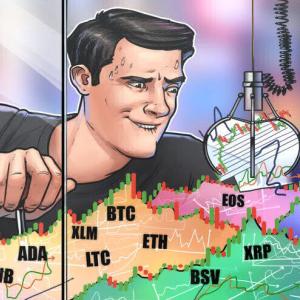Análisis de precios al 24 de enero: BTC, ETH, XRP, BCH, BSV, LTC, EOS, BNB, XLM, ADA