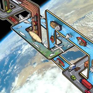 El puerto de Rotterdam prueba la tecnología blockchain e IA para el comercio de energías renovables