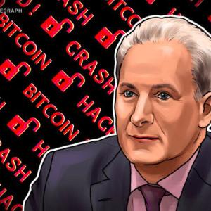 """Peter Schiff perdió su Bitcoin y afirma que ser dueño de criptomoneda fue una """"mala idea"""""""