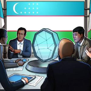 El brazo comercial de Cardano ayudará a Uzbekistán a formar un grupo de trabajo blockchain