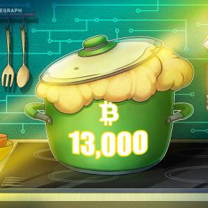 Esto es lo que esperan los traders luego de que el precio de Bitcoin alcanzara los 13,217 dólares