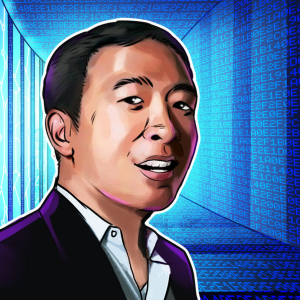 Andrew Yang quedó fuera de la lista de oradores de la Convención Nacional Demócrata