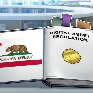 California avanza con el proyecto de ley de activos digitales