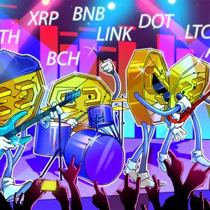Análisis de precios la 23/10: BTC, ETH, XRP, BCH, BNB, LINK, DOT, LTC, ADA, BSV