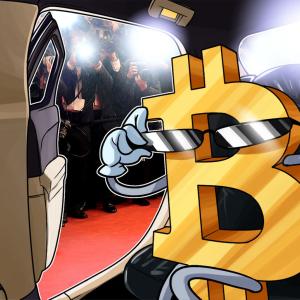 El volumen de transferencias de Bitcoin on-chain supera los 4 millones mientras que el precio sube a un pico de 14 meses