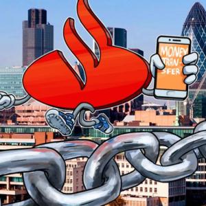 Banco Santander dice que ampliará el uso de Ripple y soluciones Blockchain