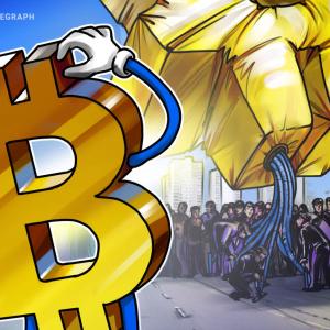 2 razones por las que una corrección más profunda en las acciones podría acabar con el repunte del precio de Bitcoin a 8,000 dólares