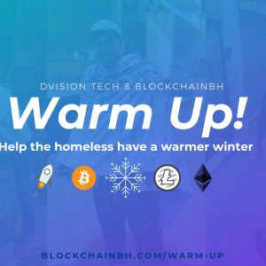 Warm Up Campaign – Help the homeless using cryptocurrency