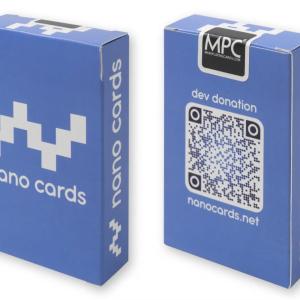 Desarrollador de Nano crea nuevo juego de cartas imprimibles de criptomonedas