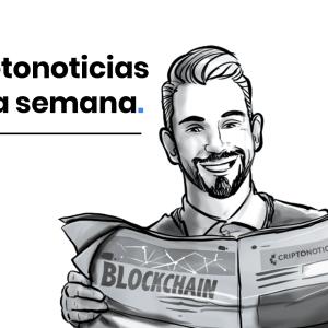 CriptoNoticias de la semana: precio de bitcoin, blockchain argentina y búsquedas en Google