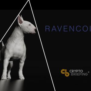 Ravencoin Price Analysis RVN / USD: Bullish Falling Wedge