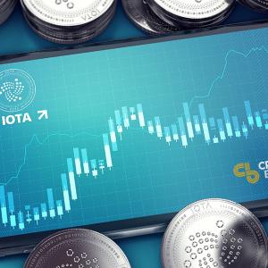 IOTA Up 12% Despite 11 Days Offline