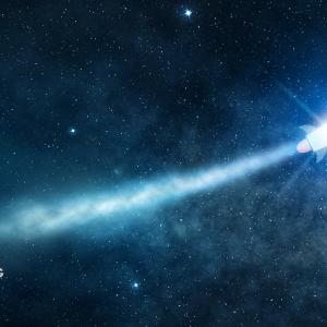 Stellar Lumen / USD Technical Analysis: Shining Brightly
