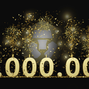 Crypto.com Celebrates One Million App Downloads