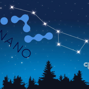 Nano Price Analysis NANO / USD: Big Dipper?