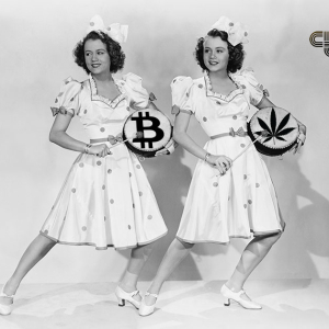 Crypto and Cannabis: Dopplegangers Or Long-Lost Twins?