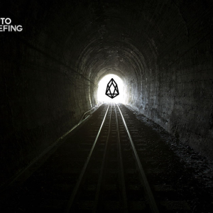 EOS Price Analysis EOS / USD: Glimmer Of Hope