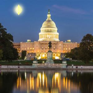 """Crypto Leaders Head To Washington For """"Blockchain Education"""""""