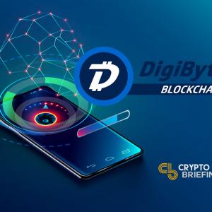 DigiByte Price Analysis DGB / USD: Powering Up