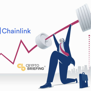 Chainlink Price Analysis LINK / USD: Coinbase, Lift With Caution