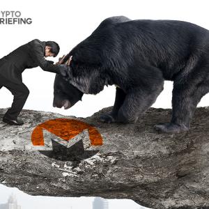 Monero Price Analysis XMR / USD: Fighting The Bear