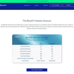 BlockFi Now Lets You Earn Compound Interest on Litecoin and USD Coin Deposits