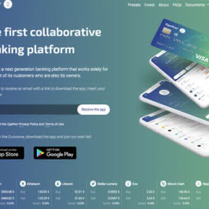 FinTech Startup 2gether Lets You Spend Your XRP Anywhere That Accepts Visa