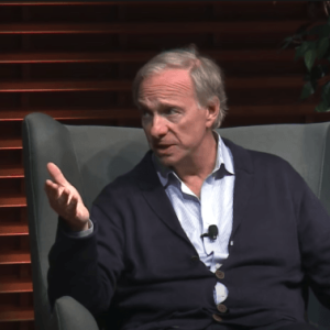 Ray Dalio: Bitcoin Is an Asset 'You Want To Own To Diversify the Portfolio'