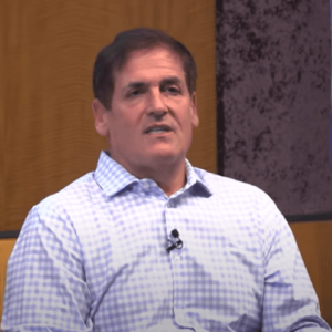 Mark Cuban Says Bitcoin Will 'Replace Gold in the Portfolios of a Lot of People'