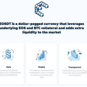 Equilibrium's Crypto-Backed Stablecoin EOSDT Now Can Be Collateralized by BTC or EOS
