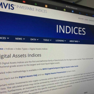 MVIS and CryptoCompare's Digital Asset Index Family Now Supports $DOT, $SOL, and $TRX