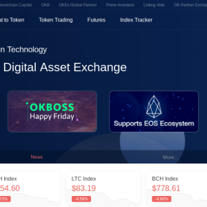 OKEx, World's Second Largest Crypto Exchange, Adds Support for Cardano (ADA)