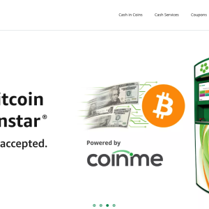 Coinstar and Coinme Partner to Allow Buying Bitcoin at U.S. Supermarkets