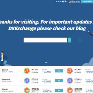 EU-Based DX.Exchange 'Temporarily' Closing Down As It Looks for a Buyer