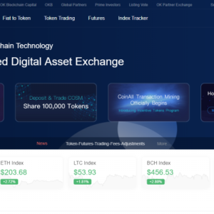 OKEx To List Four New Stablecoins In Coming Days