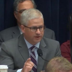 U.S. Congressman McHenry Calls Bitcoin 'An Unstoppable Force' at Libra Hearing