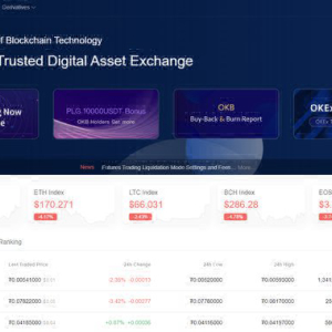 OKEx CEO on Crypto Derivatives, OKB Token, Crypto Lending, OKDEX, and Staking