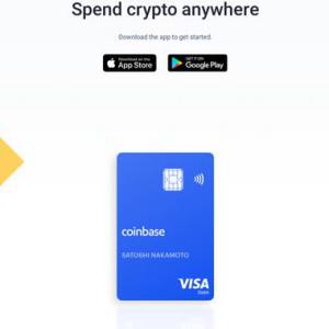 Coinbase's Crypto Debit Card Arrives in the European Union