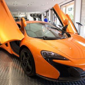 McLaren Racing Announces Partnership With Tezos ($XTZ) to Build NFT Platform